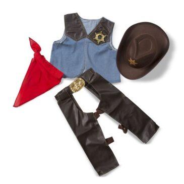 Costume cowboy - Melissa and Doug