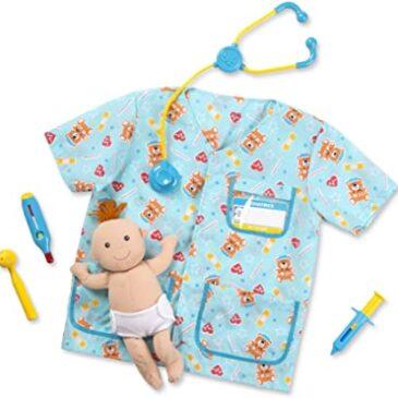 Costume pediatra - Melissa and Doug