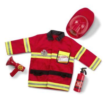 Costume Pompiere - Melissa and Doug