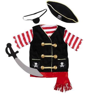 Costume Pirata - Melissa and Doug