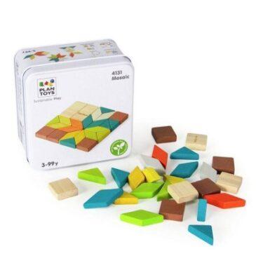 Mini tangram- Plantoys