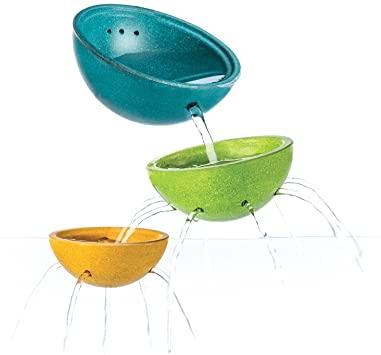 set di coppette forate - Plantoys