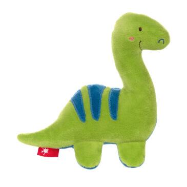 Sonaglio dinosauro verde - Sigikid