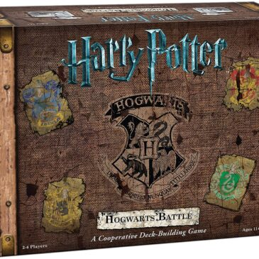 Harry Potter la battaglia di Hogwards - Asmodee