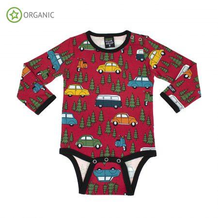 Body Forest car rosso - Villervalla