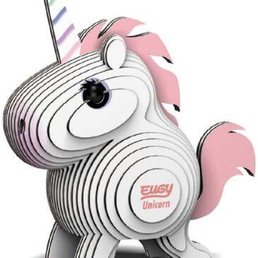 3D kit costruisco l'unicorno - Eugy