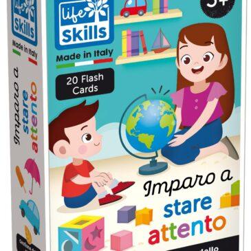 Life skills Imparo a stare attento - Kidslove