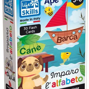 Life skills Imparo l'alfabeto - Kidslove