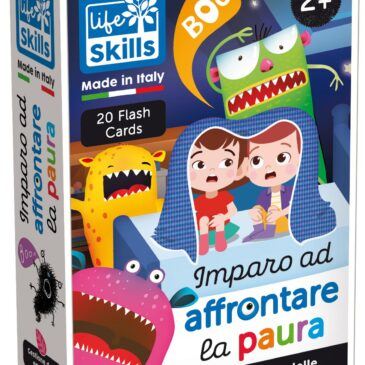 Life skills Imparo ad affrontare la paura - Kidslove