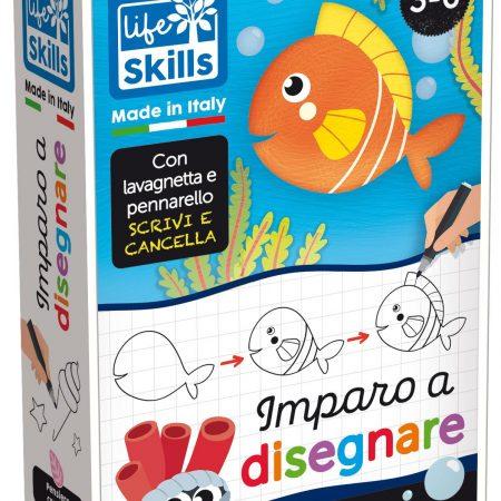 Life skills Imparo a disegnare - Kidslove