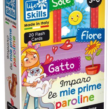 Life skills Imparole mie prime paroline - Kidslove