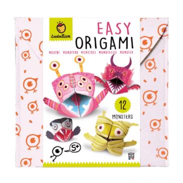 Origami mostri - Ludattica