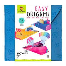 Origami aerei - Ludattica