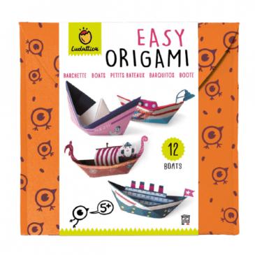 Origami barchette - Ludattica