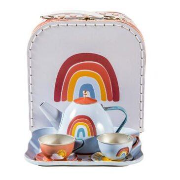 Tea set rainbow - Little dutch