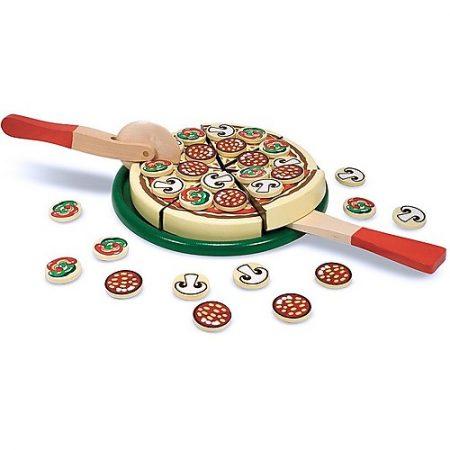 Pizza in Legno - Melissa and Doug