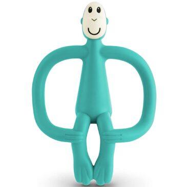 Scimmia dentizione verde acqua - Matchstick monkey