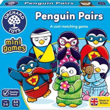 Pinguini in coppia - Orchard toys