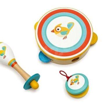 Musical Instrument Set - Scratch