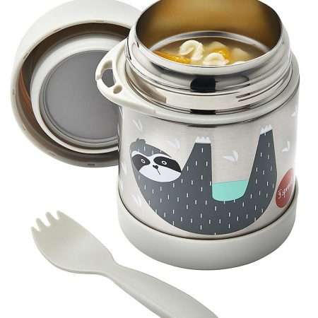 Thermos pappa bradipo - 3 sprouts