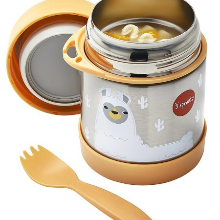 Thermos pappa lama - 3 sprouts