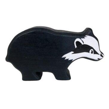 Animali in legno Puzzola - Tenderleaf