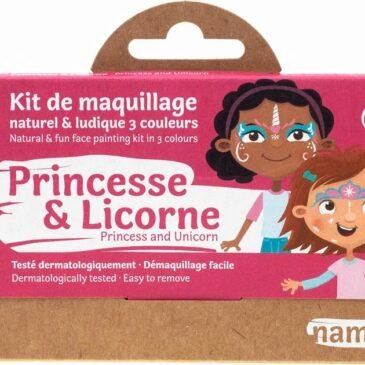 Kit make up principessa e unicorno - Namaki