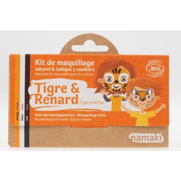 Kit make up tigre e volpe - Namaki