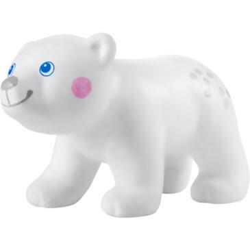 Amici animali orso polare piccolo - Haba