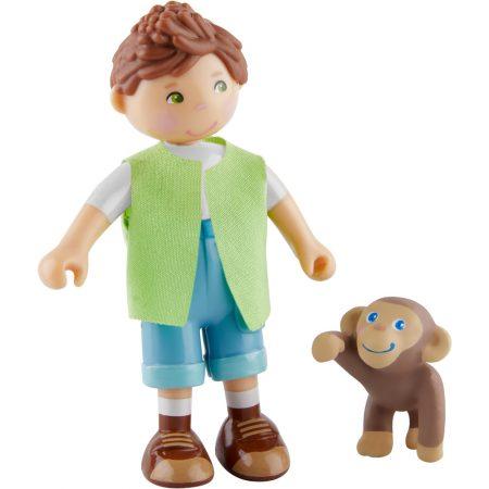 Little Friends: Bambino con scimmietta - Haba