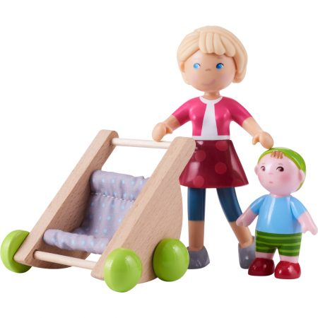 Little Friends: mamma e bambino - Haba