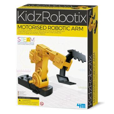 Braccio Meccanico Motorizzato - Kidzrobotix