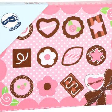 Scatola di Cioccolatini - Legler