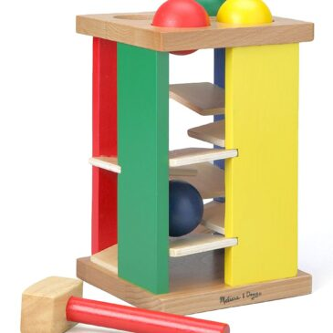 Torre batti batti - Melissa and Doug