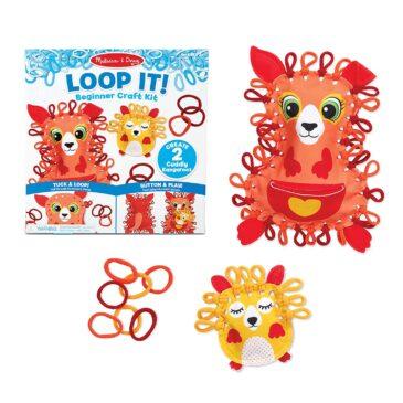 Loop It Kit Canguro - Melissa and Doug