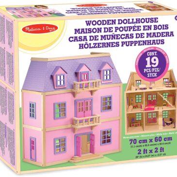 Casa delle Bambole in Legno - Melissa and Doug