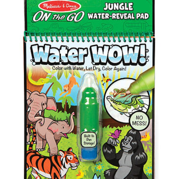 Water wow Jungle - Melissa and doug