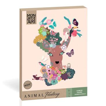 Anilam fantasy adesivi da muro - Mon Petit Art