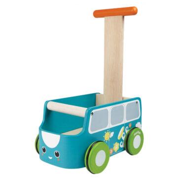 van walker azzurro - Plan Toys