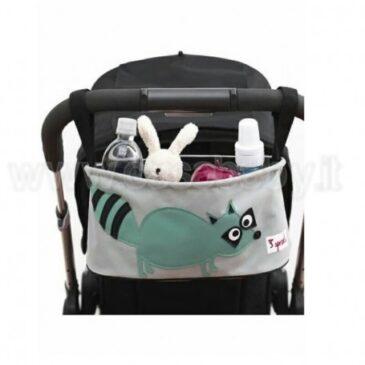 Portaoggetti per orsetto lavatore - 3 Sprouts