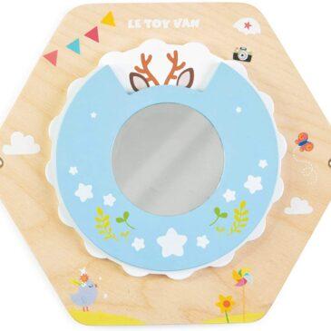 Activity da muo specchio - Le toy van