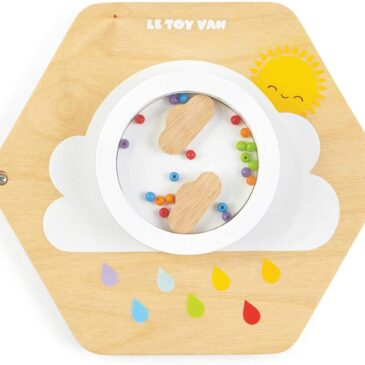 Activity da muro nuvola - Le toy van
