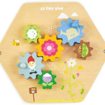 Activity da muro ingranaggi - Le toy van
