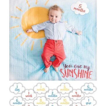 Kit primo anno you are my sunshine - Lulujo