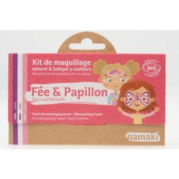Kit make up fata e farfalla - Namaki