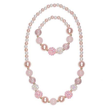 kit collana bracciale perle - Great Pretenders