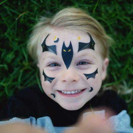 Stickers da viso batman - Great Pretenders