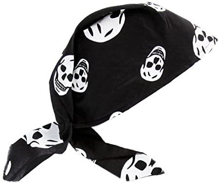 Bandana pirata + benda per occhio - Great Pretenders