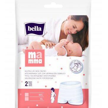 Mutandina a Rete Post Parto taglia XL 2 pz - Bella Happy