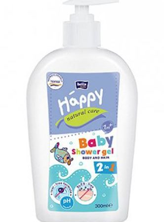 Baby Shower Gel Corpo e Capelli- Bella Happy